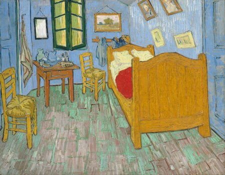 Artifact Puzzles - Van Gogh Bedroom In Arles Wooden Jigsaw Puzzle