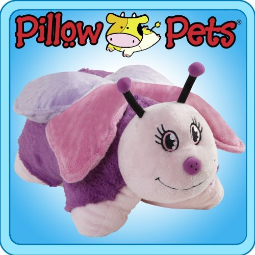 Pillow Pets Pee Wees Fluttery Butterfly - 1
