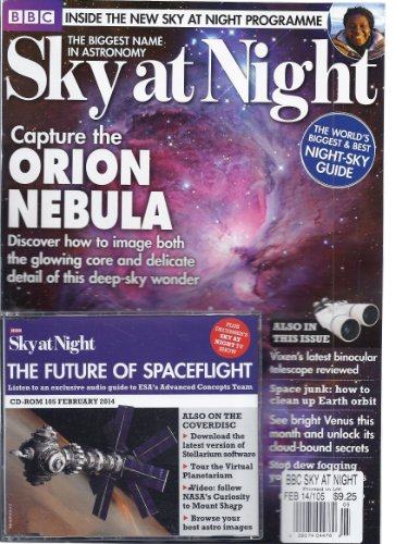 Bbc Sky At Night (February 2014)