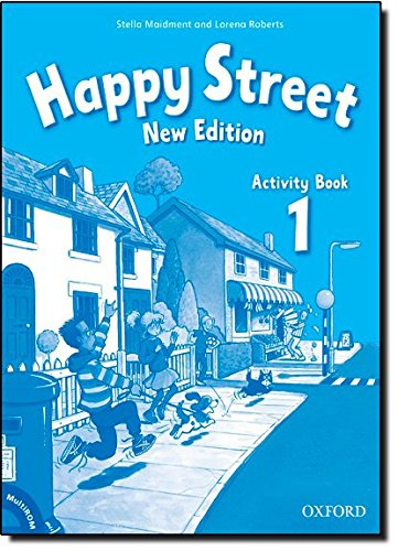 Happy Street 1: Activity Book and MultiROM Pack New Edition (Happy Second Edition)