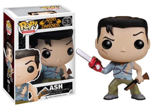 Funko POP Movies: Evil Dead - Ash Vinyl Figure - 1