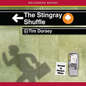 The Stingray Shuffle Audiobook