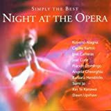 Simply the Best Night at the Opera by Simply the Best Night at the O (1999) Audio CD