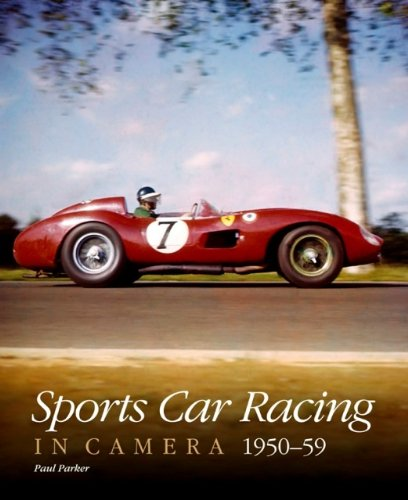 Sports Car Racing in Camera, 1950-59