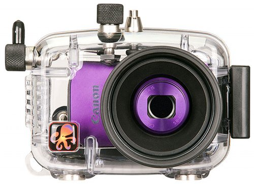 51ERhSFZDWL Ikelite 6243.31 Underwater Camera Housing for Canon Powershot Elph 310 HS, IXUS 230 HS Digital Cameras