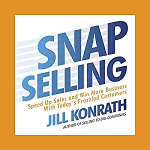 Snap Selling Audiobook