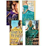 Mary Jo Putney's Lost Lord Bundle: Loving a Lost Lord, Never Less Than A Lady, Nowhere Near Respectable, & No Longer a Gentleman ~ Mary Jo Putney