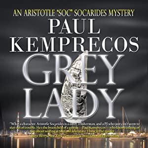 Grey Lady Audiobook