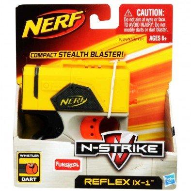 NERF N-Strike Reflex IX-1 Dart Blaster - Yellow - 1