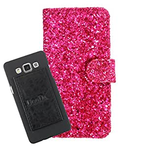 DooDa PU Leather Wallet Flip Case Cover With Card & ID Slots For HTC Desire 500