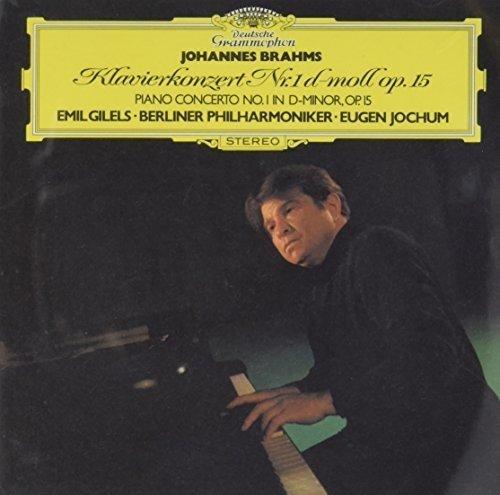 SACD : BRAHMS / GILELS,EMIL - Brahms: Paino Concerto 1 &2