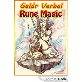 Galdr Verbal Rune Magic (English Edition)