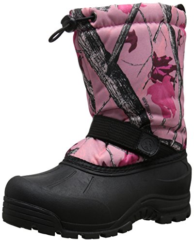 Northside Frosty Cold Weather Boot (Toddler/Little Kid/Big Kid), Pink Camo, 11 M US Little Kid (Pink Insulated Boots compare prices)