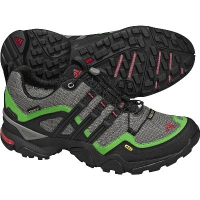 meet 2b5ba 65322 The Features adidas Outdoor Terrex Fast X Formotion Gore Tex Hiking Shoe  Womens Solid Magenta Black Sharp Red 8 5 -