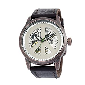 lucky brand s 171039bnbn automatic brown