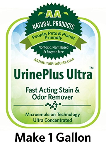 Urineplus Ultra Concentrate For Rugs Carpets Hardwood Removes Pet