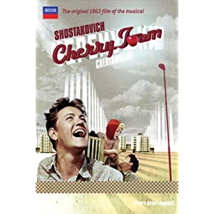 Shostakovich - Cheryomushki (Cherry Town) movie