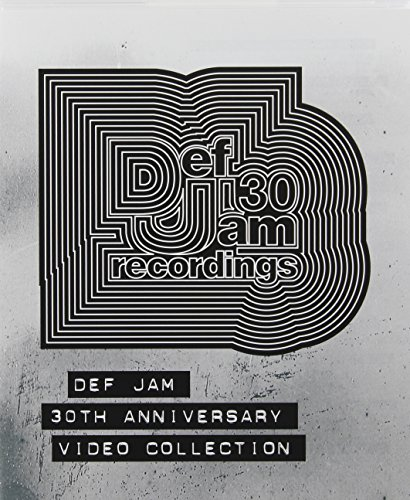Def Jam 30th Anniversary Video Collection [DVD]