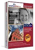 Platz 3: Sprachenlernen24.de Schwedisch-Basis-Sprachkurs: PC CD-ROM f
