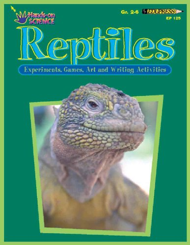 Hands-on ScienceTM Activity Book, Reptiles