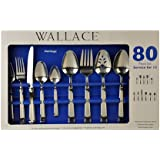 Wallace 80 pc. Flatware - Heritage