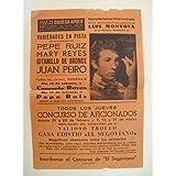 Cartel - Small Poster : SALA DE FIESTAS BODEGA APOLO. Barcelona