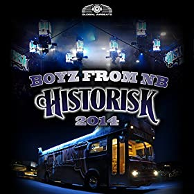 Boyz From NB-Historisk 2014