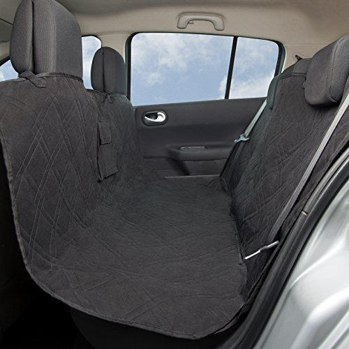 QUILTED DELUXE PET SEAT COVER