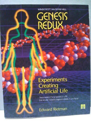 Genesis Redux: Experiments Creating Artificial Life/Book and Disk