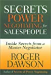 Secrets Of Power Negotiating For Sale...