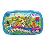 New from LeapFrog, Touch Magic Counting Train brings touch-enabled technology to educational toys for toddlers & preschoolers for the first time!  The Touch Magic Counting Train reacts to a child's every tap, slide or touch, making learning discoveri...