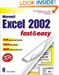 Microsoft Excel XP Fast and Easy (Fas...