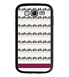 PrintDhaba Owl pattern D-1840 Back Case Cover for SAMSUNG GALAXY GRAND NEO PLUS (Multi-Coloured)
