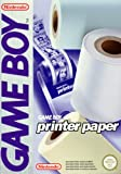 Nintendo Gameboy Printer Paper (3 rolls)