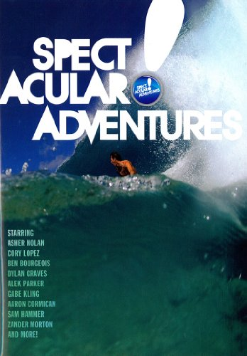 [Surf DVD] Spectaculaire aventure (aventure/spectaculaire) import anglais