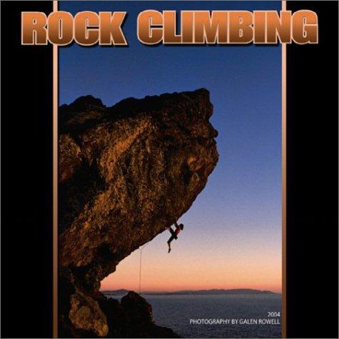 Rock Climbing 2004 Calendar