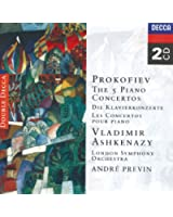 Prokofiev: The Piano Concertos (2 CDs)