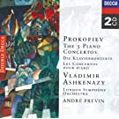 Prokofiev: The Piano Concertos
