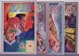 img - for Wild Cards 1 - 4 (four individual issues, sold as a set) book / textbook / text book
