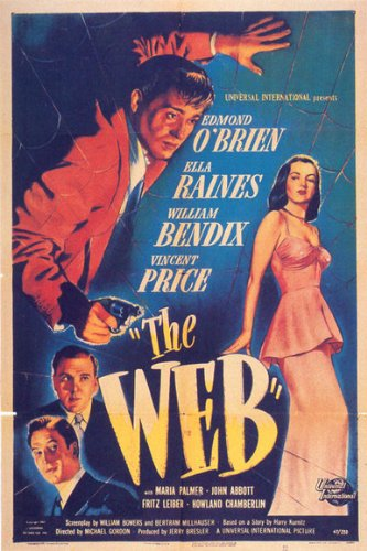 The Web 1947 Cover