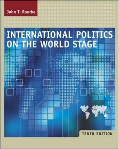 International Politics on the World Stage: WITH Powerweb