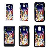 Cartoon cover case for Samsung Galaxy S2 i9100 - White - T1163 - Alice In Wonderland