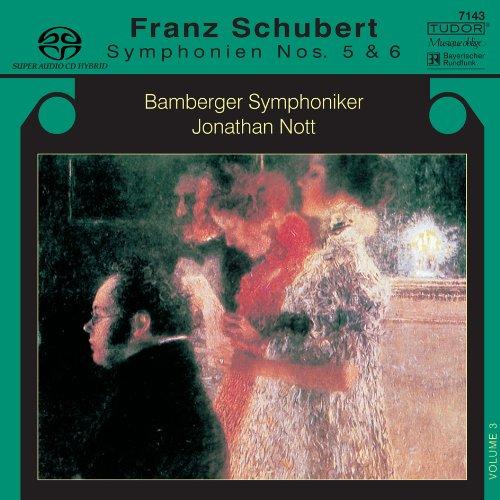 SACD : SCHUBERT / KUBELIK - Symphonies 8 & 3