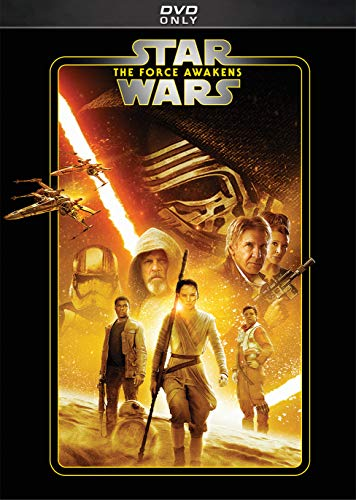 DVD : Star Wars: The Force Awakens