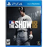 Sony PlayStation MLB 18 The Show PS4 (Color: Original Version)
