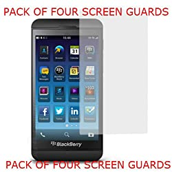 Blackberry Z10 matte screen guard with anti-reflection by LAYERS