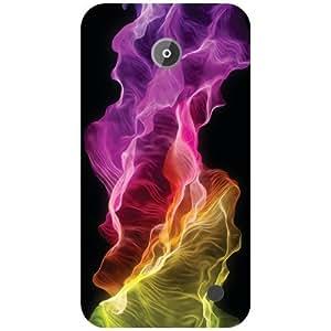 Nokia Lumia 630 Back Cover - Mixed Colors Designer Cases