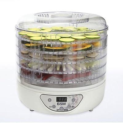 New BSW Food Dehydrator Dryer Bs-1302-fd Fruit Jerkey 5 Tray / 220v, 60hz