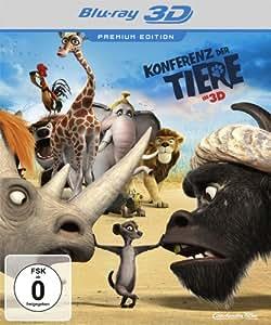 Konferenz der Tiere (Limited Premium Edition) [Blu-ray 3D]