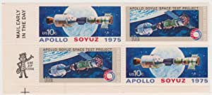 apollo soyuz space test project stamp - photo #12